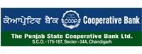 Punjab State Co operative Bank Logo