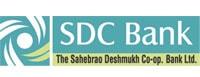 Sahebrao Deshmukh Co operative Bank Logo
