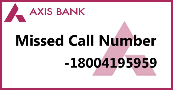 axis bank account details check number