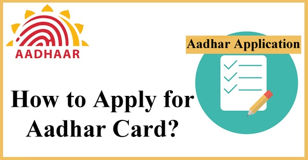 how to apply for aadhar card  apply online for aadhar card