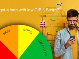 Can I get a loan with low CIBIL Score