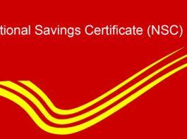National Savings Certificate