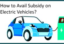 How to Avail Subsidy on Electric Vehicles With Examples) FAME-II