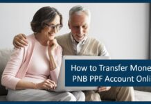 How to Transfer Money in PNB PPF Account Online