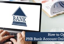 How to open PNB Bank Account online