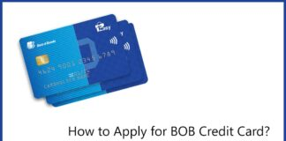 How to Apply for BOB Credit Card Documents Required, Eligibility, Interest Rate, etc