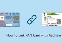 How to link PAN Card with Aadhaar