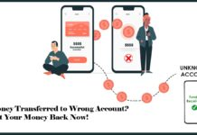 Money Transferred to Wrong Account Get Your Money Back Now